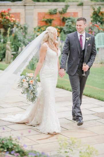 A Classic Wedding at Lartington Hall (c) Helen Russell Photography (41)