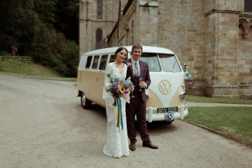 A Colourful Wedding at Brinkburn Northumberland (c) Beneath The Pines (42)