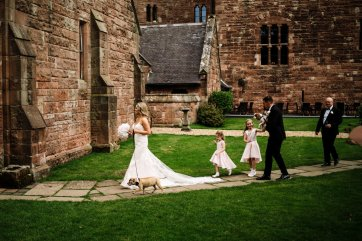 A Glamorous Wedding at Peckforton Castle (c) Madison Picture (52)