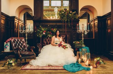 A Luxurious Styled Shoot at Wortley Hall (c) Mark Tierney Photography (12)