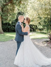 A Pretty Summer Wedding at Charlton Hall (c) Carn Patrick (43)