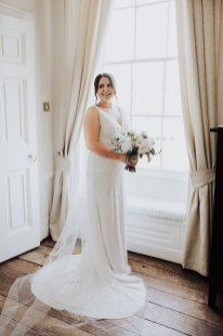 A White Wedding at Somerford Hall (c) Wyldbee Photography (34)