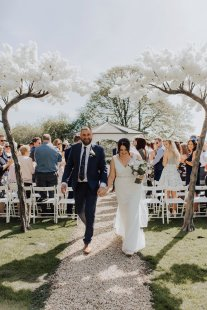 A White Wedding at Somerford Hall (c) Wyldbee Photography (54)