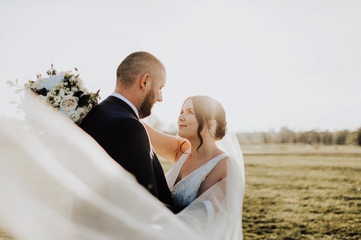 A White Wedding at Somerford Hall (c) Wyldbee Photography (80)