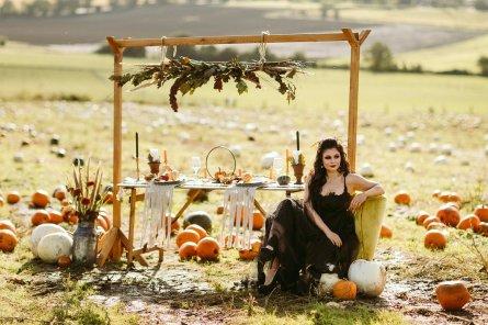 Halloween Bridal Shoot (c) Freya Raby (2)
