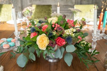 A Botanical Styled Shoot at The Manor Rooms (c) Stewart Barker (5)