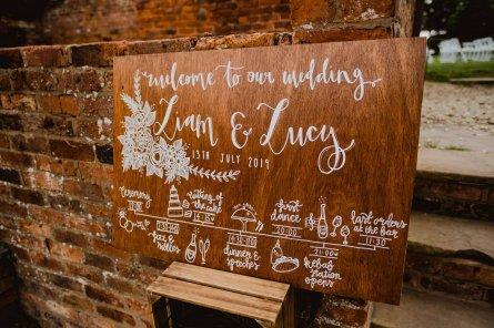A Summer Barn Wedding at Stock Farm (c) Kate McCarthy (9)