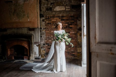 A Boho Wedding at Brinkburn Priory (c) Rachael Fraser (46)