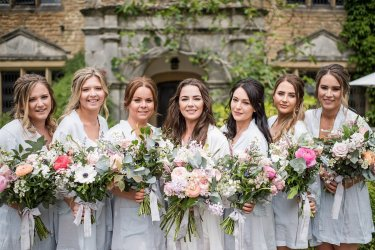 A Natural Wedding at Crayke Manor (c) Jane Beadnell Photography (8)
