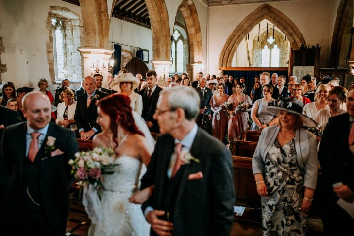 A Rustic Marquee Wedding in Lincolnshire (c) M & G Photographic (24)