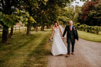 A Rustic Marquee Wedding in Lincolnshire (c) M & G Photographic (61)