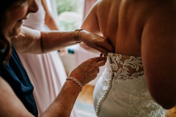 A Rustic Wedding at The Tithe Barn (c) M&G Photographic (24)
