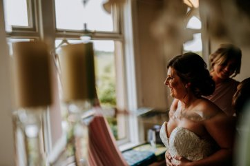 A Rustic Wedding at The Tithe Barn (c) M&G Photographic (25)