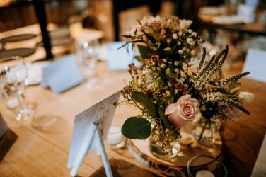 A Rustic Wedding at The Tithe Barn (c) M&G Photographic (38)