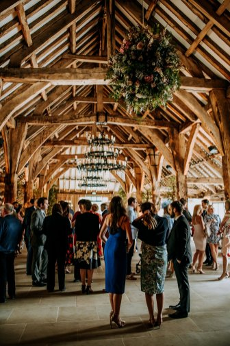 A Rustic Wedding at The Tithe Barn (c) M&G Photographic (40)