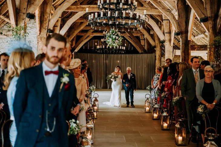 A Rustic Wedding at The Tithe Barn (c) M&G Photographic (46)