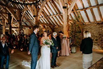 A Rustic Wedding at The Tithe Barn (c) M&G Photographic (49)