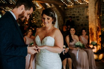 A Rustic Wedding at The Tithe Barn (c) M&G Photographic (52)