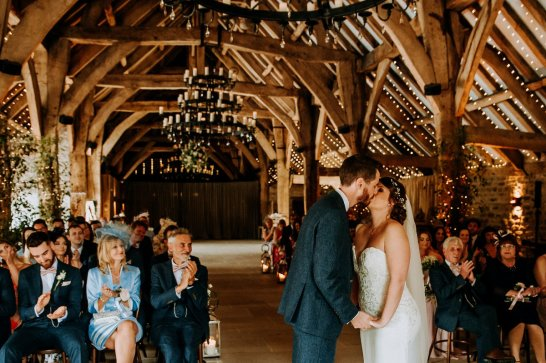 A Rustic Wedding at The Tithe Barn (c) M&G Photographic (53)