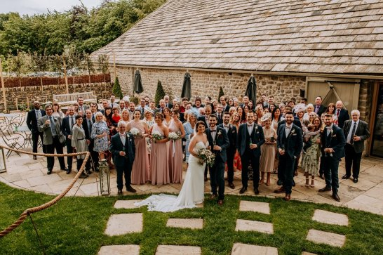 A Rustic Wedding at The Tithe Barn (c) M&G Photographic (59)