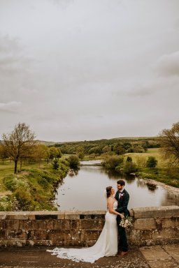 A Rustic Wedding at The Tithe Barn (c) M&G Photographic (63)