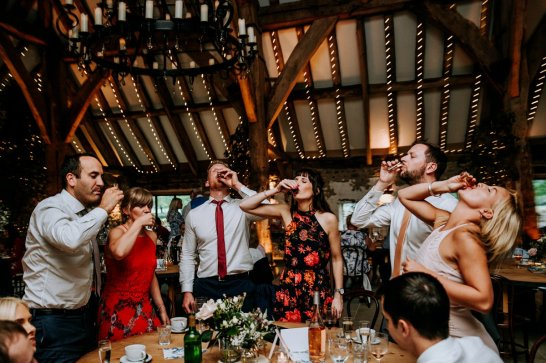 A Rustic Wedding at The Tithe Barn (c) M&G Photographic (84)