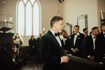 A Winter Wedding at Iscoyd Park (c) Katie Ingram (40)