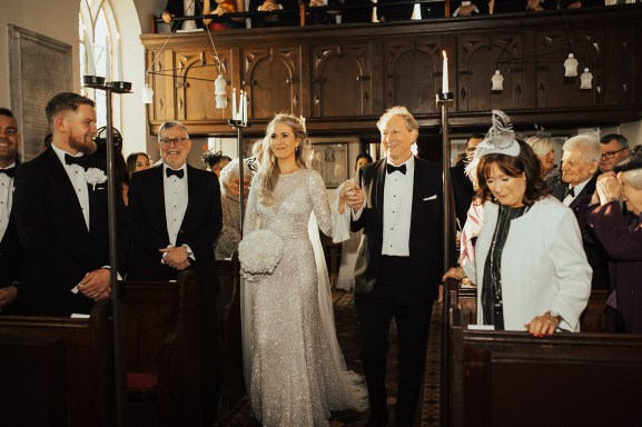 A Winter Wedding at Iscoyd Park (c) Katie Ingram (42)