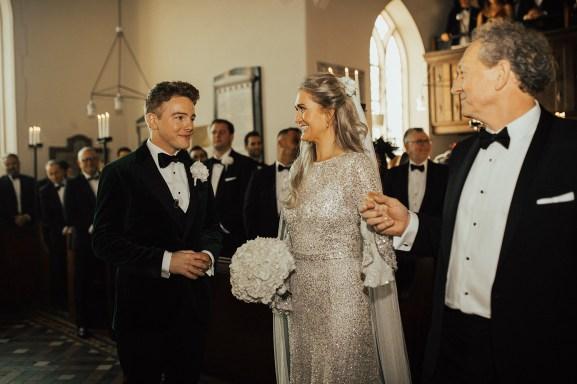A Winter Wedding at Iscoyd Park (c) Katie Ingram (43)