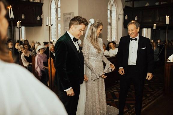 A Winter Wedding at Iscoyd Park (c) Katie Ingram (47)