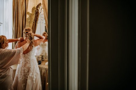 A Classic Wedding at Howsham Hall (c) M&G Photographic (25)