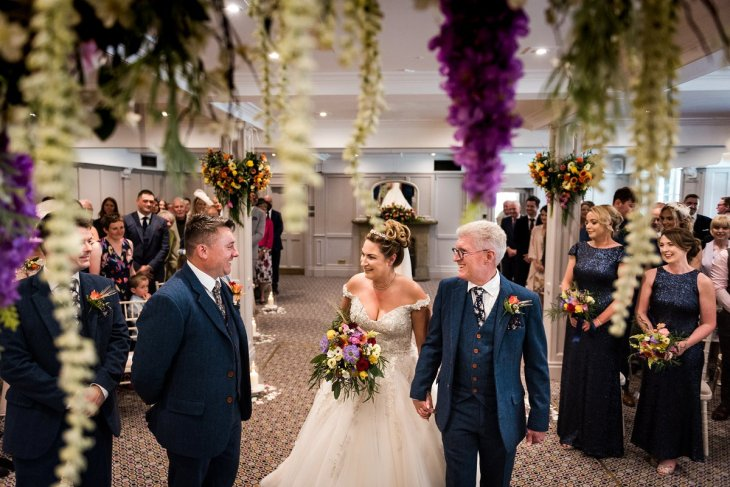 A Colourful Wedding at The Devonshire Arms (c) Avenue White Photography (27)
