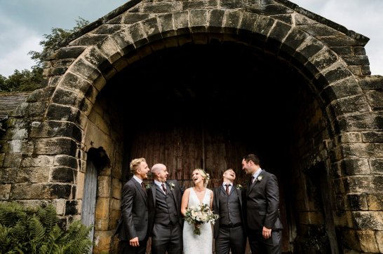 A Relaxed Wedding At East Riddlesden Hall (c) Hayley Baxter Photography (110)