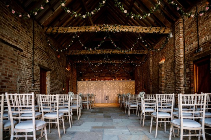 A Rustic Wedding at Barmbyfield Barns (c) Hayley Baxter Photography (24)