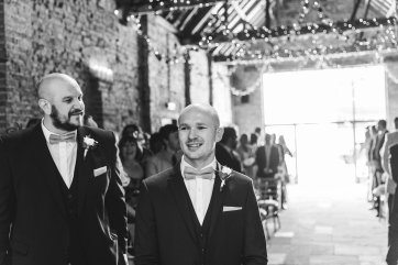 A Rustic Wedding at Barmbyfield Barns (c) Hayley Baxter Photography (36)