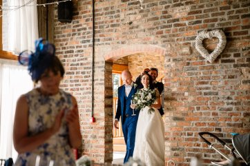 A Rustic Wedding at Barmbyfield Barns (c) Hayley Baxter Photography (70)