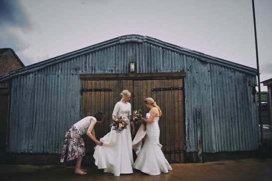 A Rustic Wedding at Eden Barn (c) Lloyd Clarke Photography (43)