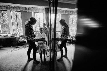 A Rustic Wedding at Eden Barn (c) Lloyd Clarke Photography (9)