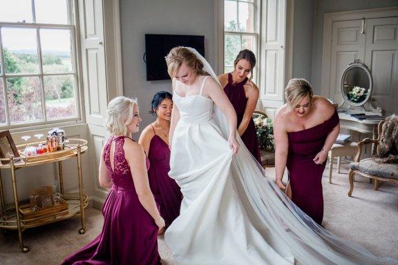A Rustic Wedding at Newton Hall (c) Rachael Fraser (16)