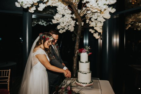 A Boho Wedding at Charlton Hall (c) From The Smiths (103)