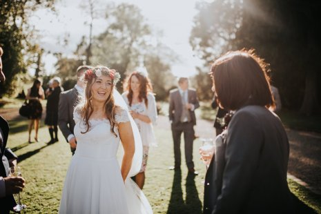 A Boho Wedding at Charlton Hall (c) From The Smiths (54)