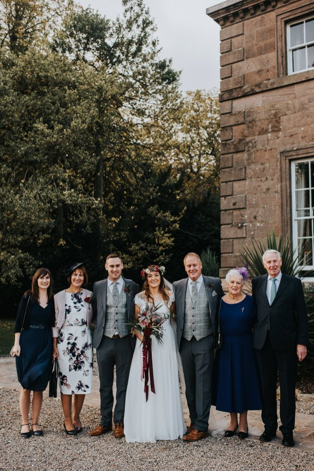 A Boho Wedding at Charlton Hall (c) From The Smiths (56)