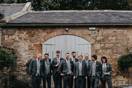 A Boho Wedding at Charlton Hall (c) From The Smiths (61)