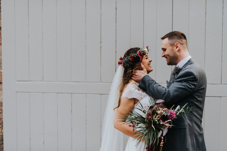 A Boho Wedding at Charlton Hall (c) From The Smiths (65)