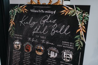 A Boho Wedding at Charlton Hall (c) From The Smiths (80)