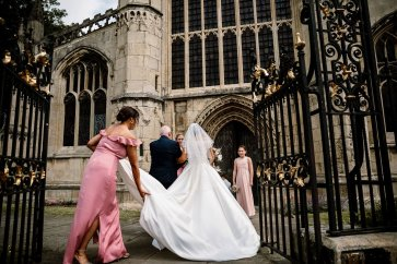 A Pretty Wedding at Tickton Grange (c) Hayley Baxter Photography (36)