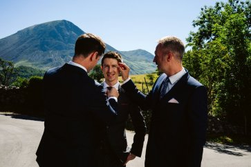 A Festival Wedding in the Lake District (c) Adam Riley Photography (5)