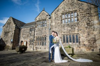 A Romantic Bridal Shoot at Ilkley Manor House (c) Jane Beadnell Photography (17)