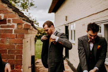 A Rustic Wedding at Calke Abbey (c) Peter Hugo Photography (6)