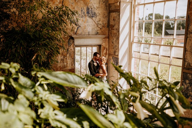 A Rustic Wedding at Calke Abbey (c) Peter Hugo Photography (65)